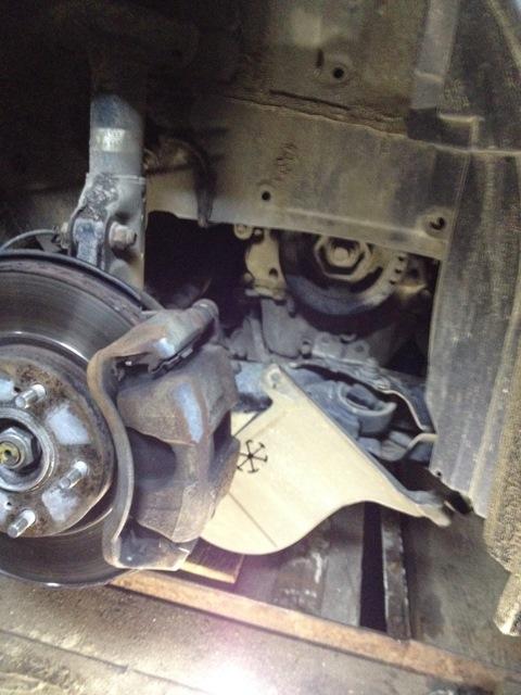замена приводного ремня Хонда Civic 4D