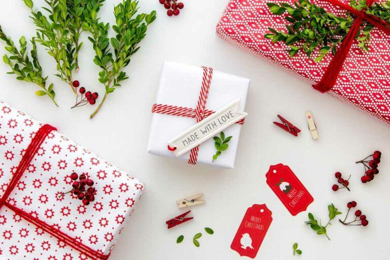 17 интересных идей подарочной упаковки