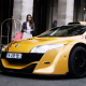 Супермощное такси Рено Меган