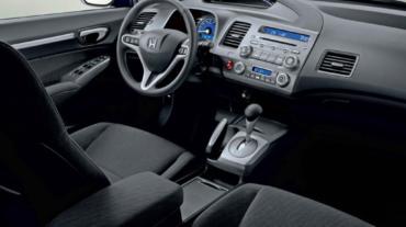 Стук в Хонда Civic 4D